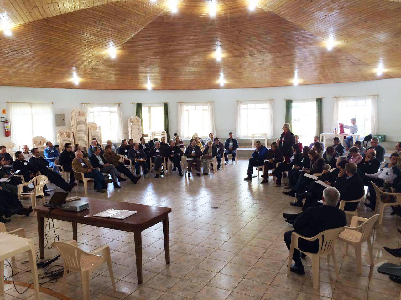 Guarapuava acolheu o Primeiro Congresso Regional do Dízimo da CNBB (5)