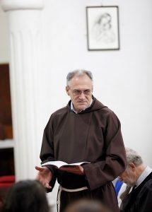 semana de oracao pela unidade crista - igreja anglicana - folha de londrina - 08/05/2016 - ft rei santos. personagem: frei ildo.