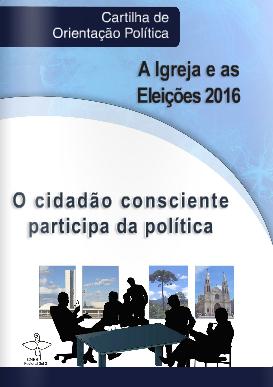 cartilha politica 2016