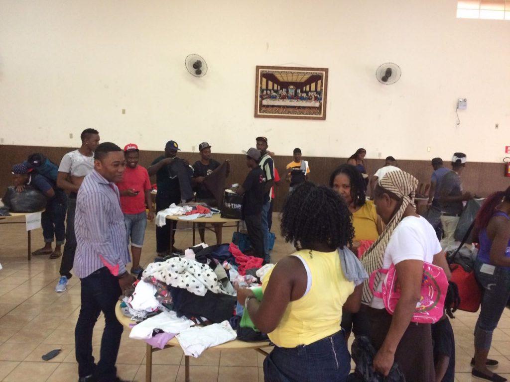 bazar beneficente pastoral migrante (1)