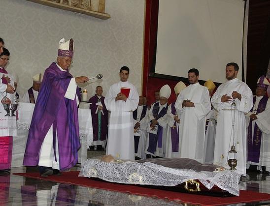 dom albano exequias1