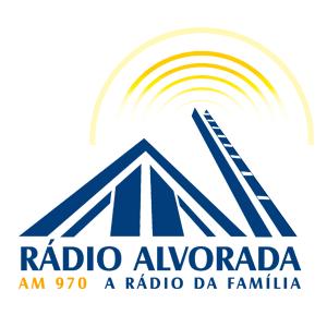 logo radio alvorada