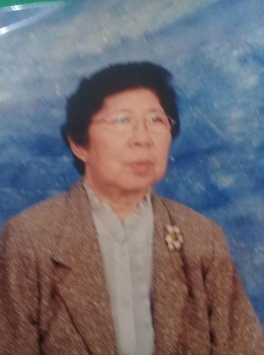 Dona Yoshiko Nakagawa (foto Luzia da Silveira)
