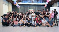 CCEM em uma das primeiras reuniões de 2017. O grupo se reúne aos sábados, às 20h, na Paróquia Nipo Imaculada Conceição