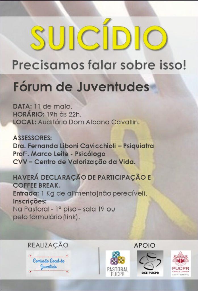 forum de juventude