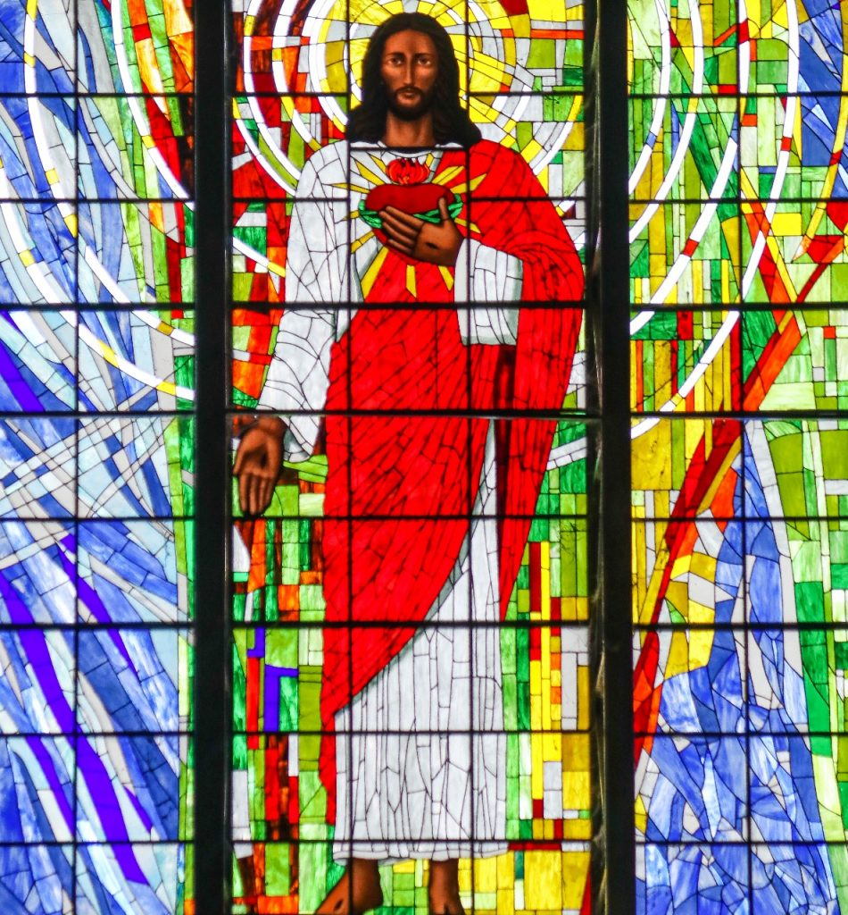 vitral catedral de londrina