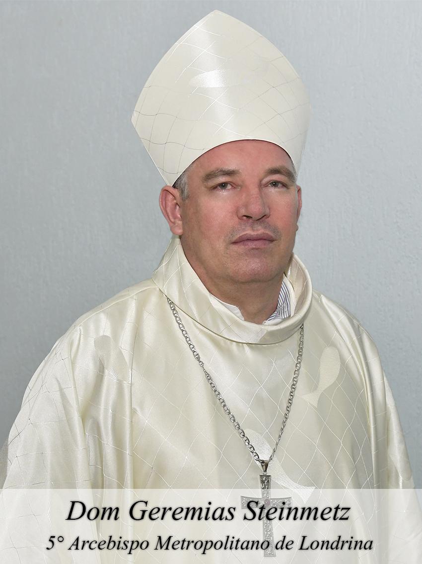 Dom Geremias 5 arcebispo