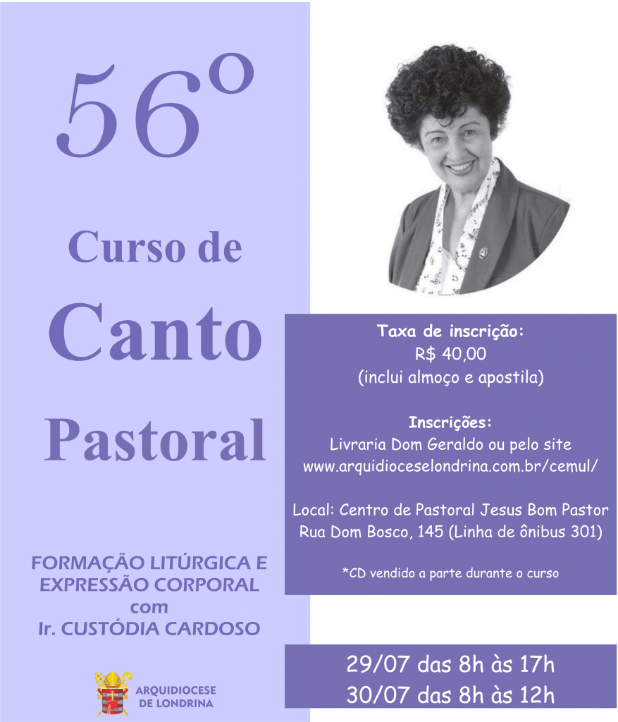 curso pastoral 2017