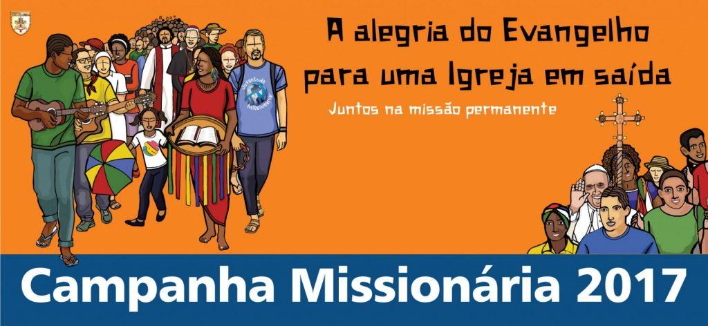 outubro mes missionario