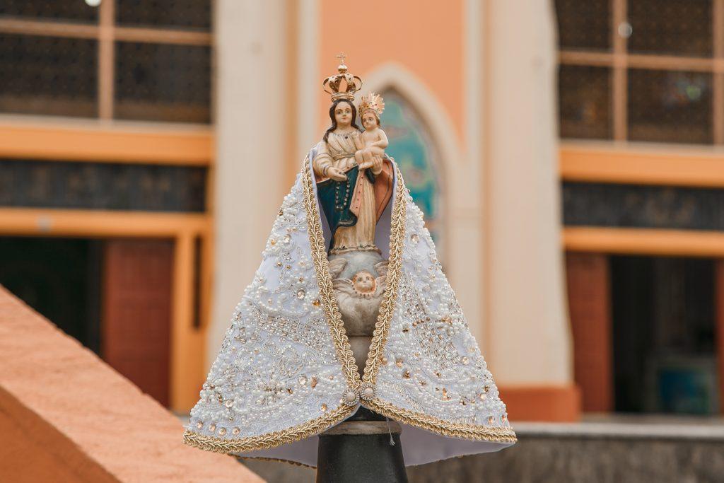 Imagem De Nossa Senhora Do Rocio Padroeira Do Parana Visita Curitiba No Domingo Arquidiocese De Londrina